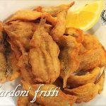 Sardoni fritti