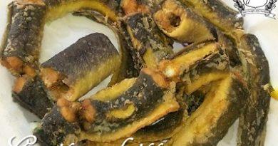 Capitone fritto alla napoletana m