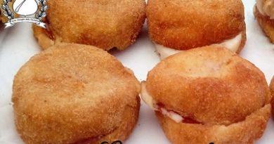 Gattoncini di patate napoletani