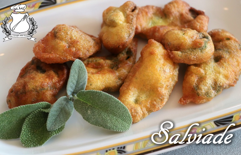 Salviade (Salvia fritta)