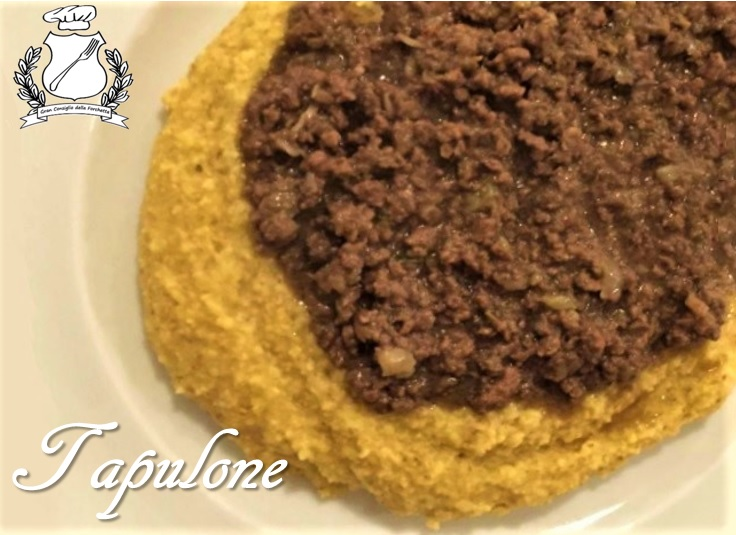 Tapulone Ricetta Piemontese
