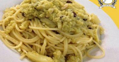 pasta con i broccoli arriminati m