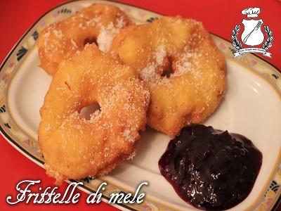 Frittelle di Mele (Apfelkiachl) m