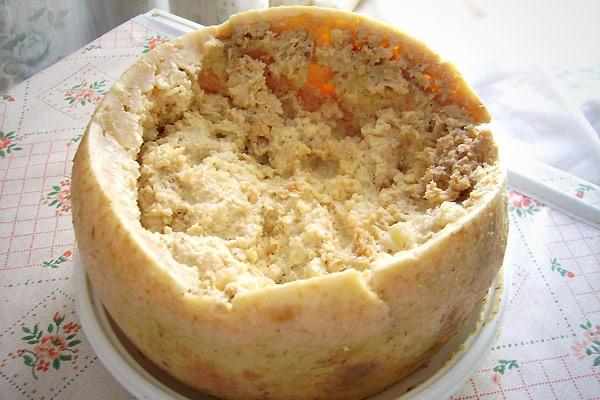 casu marzu formaggio