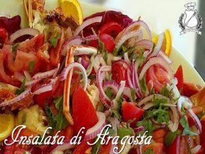 insalata di aragosta