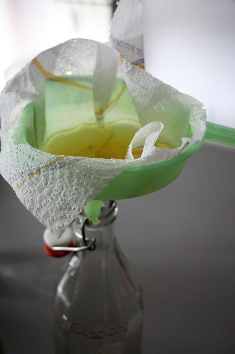 limoncello - infusione - preparazione