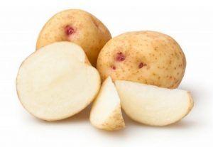 patata bianca
