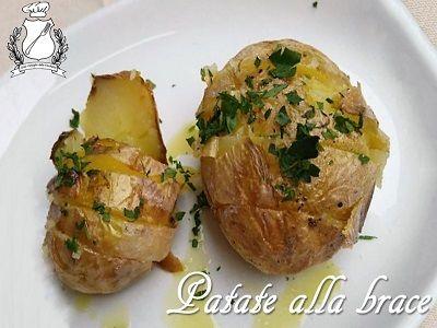 patate alla brace