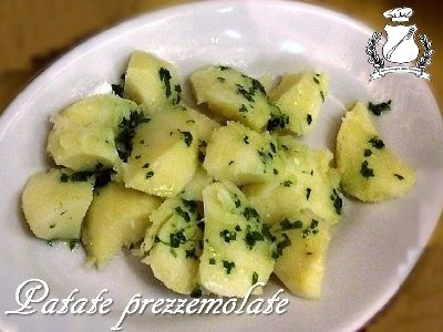 patate prezzemolate