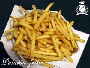 patatine fritte a bastoncino