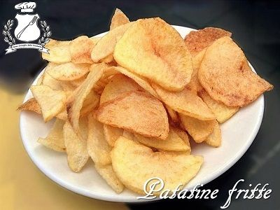 patatine fritte tonde sottili m