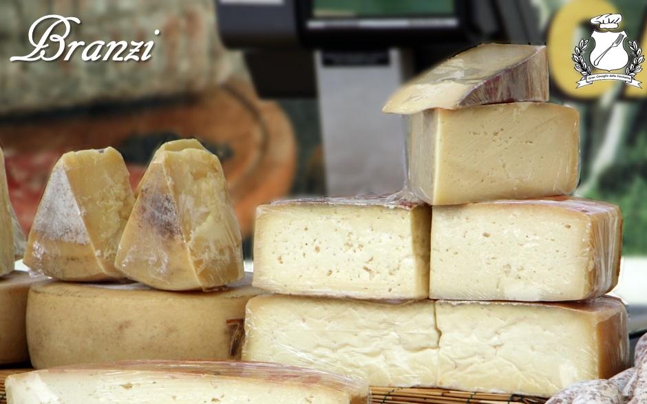 branzi formaggio