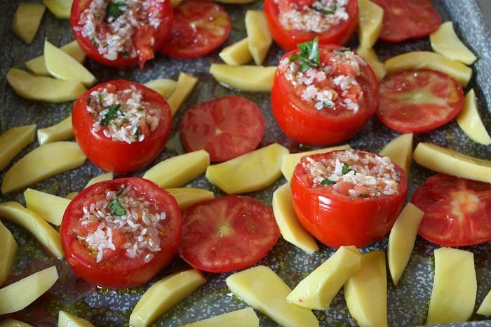 Pomodori al riso - ricetta romana originale