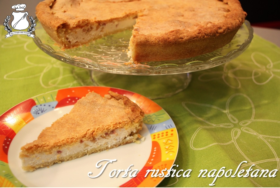 torta rustica napolentana