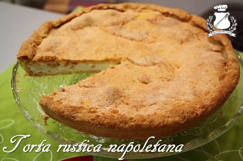 ricetta della torta rustica napoletana