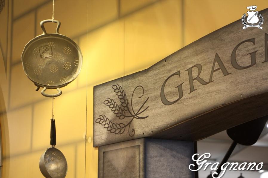 Gragnano - dove di produce la pasta