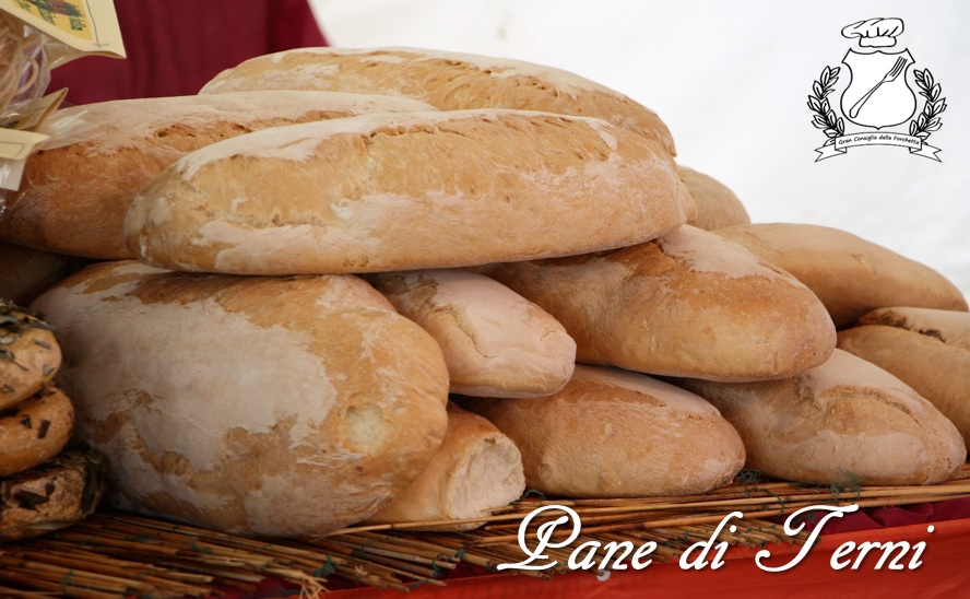 Pane di Terni o Pane sciapo