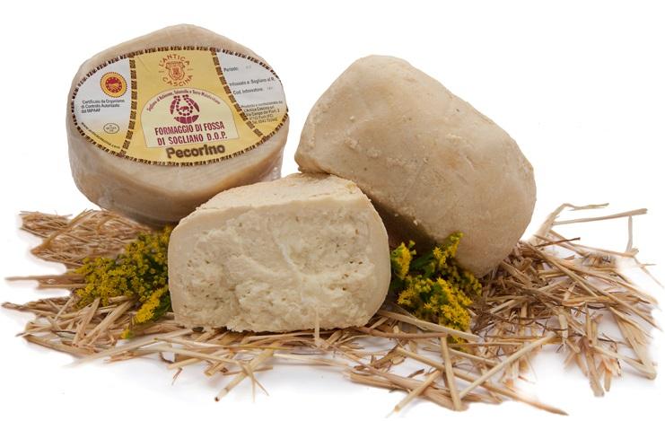 formaggio di fossa di sogliano DOP