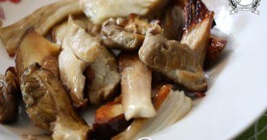 funghi porcini arrosto - trifolati al forno m