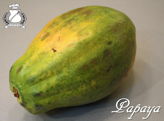 papaya - frutto tropicale