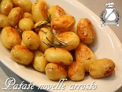 patate novelle arrosto