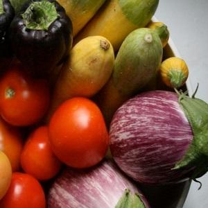 ortaggi a frutto m