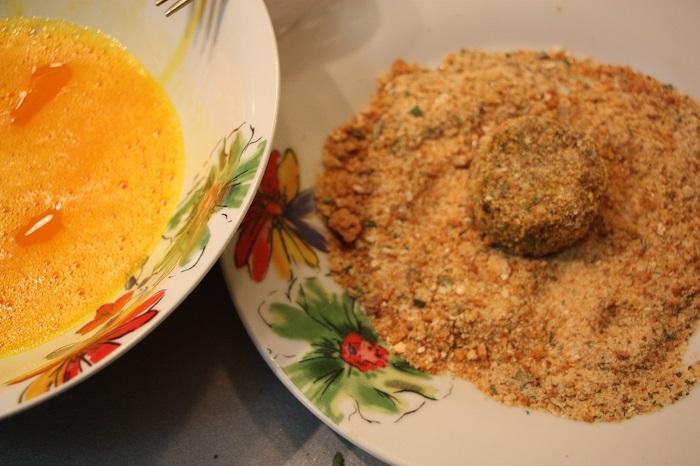polpette o felafel di lenticchie