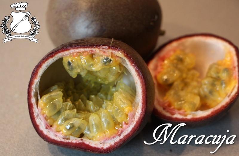 maracuja o frutto della passione