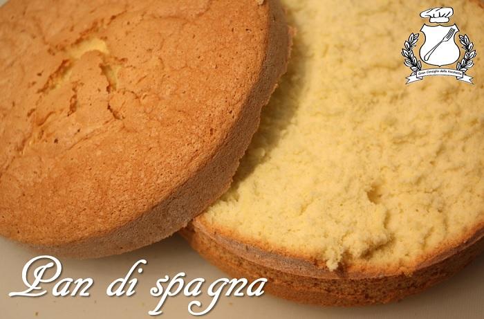 pan di spagna - preparazione e ricetta
