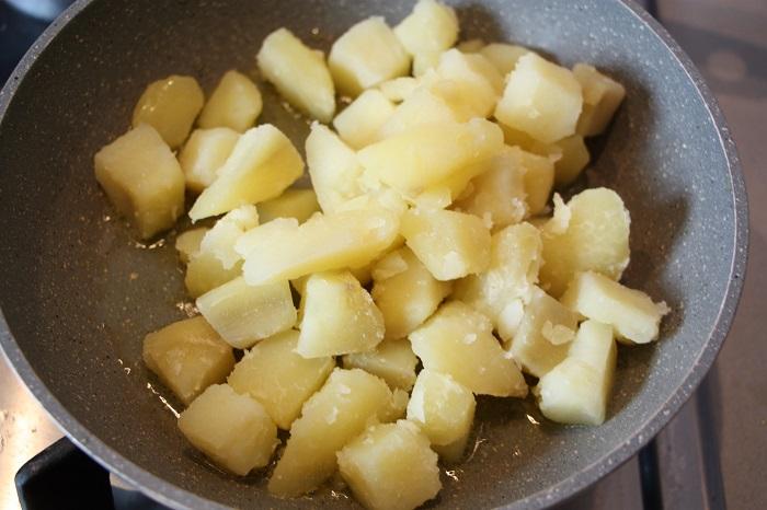 pasta cipolla e patate
