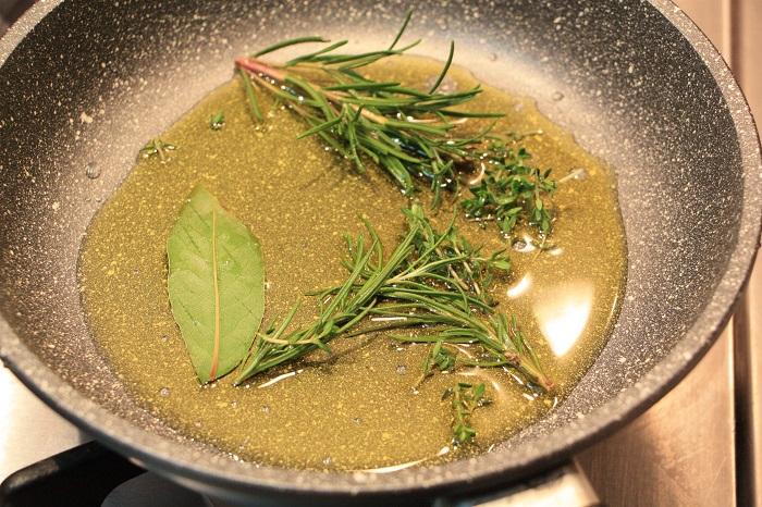 pasta peperoni patate e olive