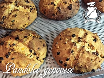 pandolce genovese