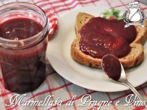 Marmellata di Prugne e Vino