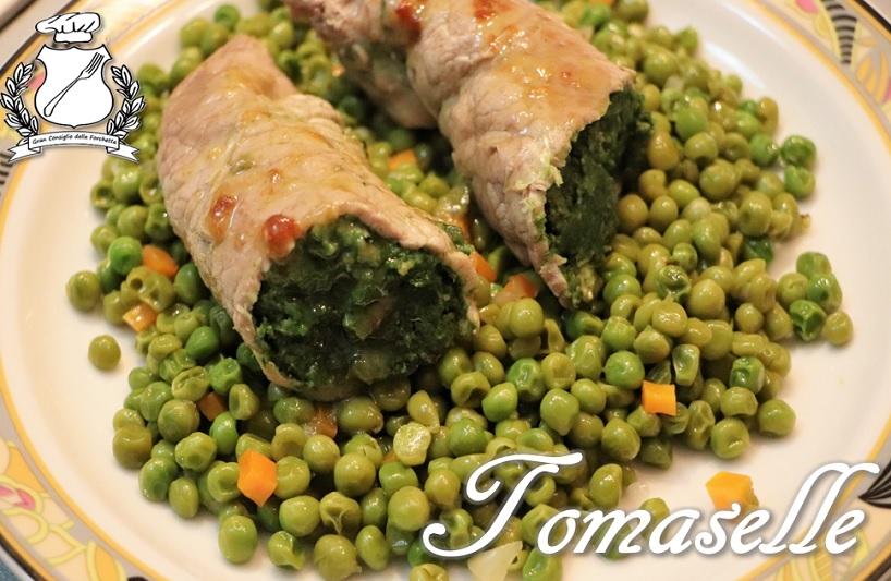 Tomaxelle - tomaselle genovesi