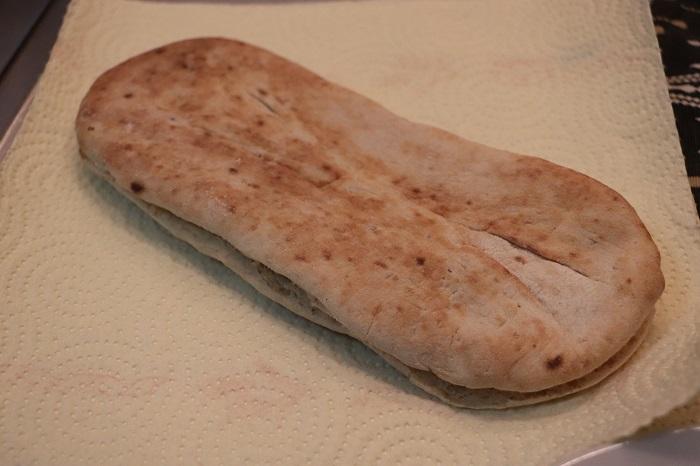 salsicce e friarielli sul saltimbocca napoletano