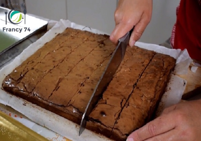 American Brownies 10 Le ricette di Francy74