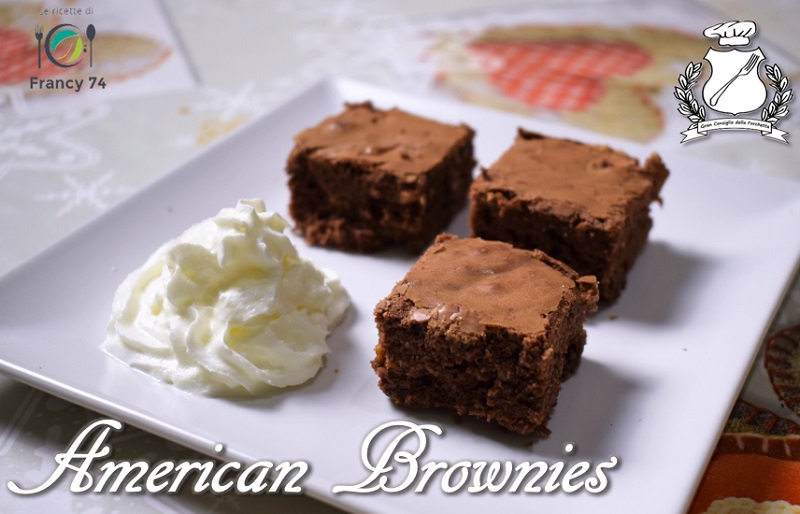 American Brownies - Francy74 m