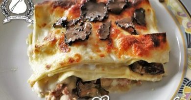 Lasagna umbra