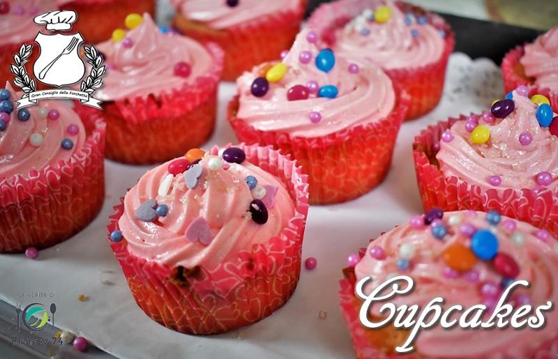 Cupcakes - ricetta di Francy74 m