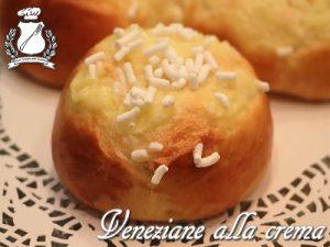 Veneziane alla crema