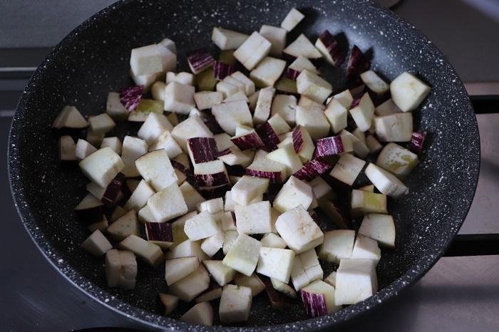 melanzane saltate in padella