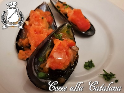 Cozze alla catalana