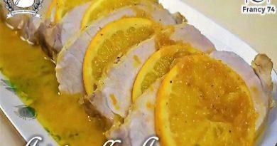 Arista di Maiale all'Arancia ricetta di Francy74 m