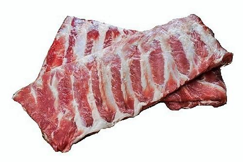Costine o spuntature di Maiale - I Tagli di Carne Suina