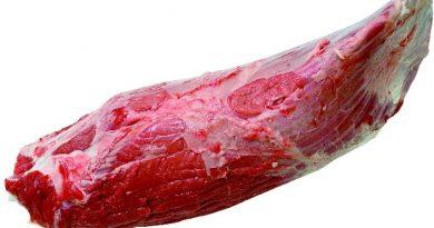 Girello di coscia o magatello - Tagli di carne bovina