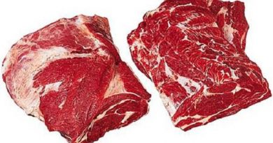 Sottospalla - I tagli di carne bovina