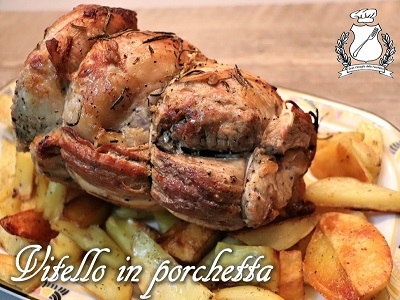 vitello in porchetta