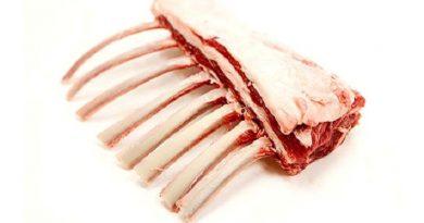 carrè di agnello - I tagli di carne ovina