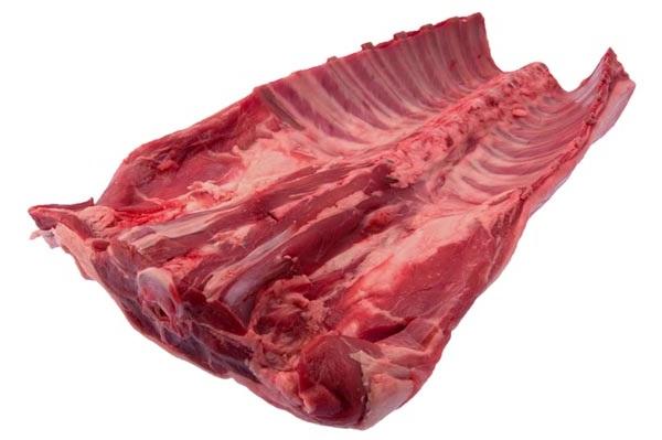sella di agnello - I tagli di carne ovina