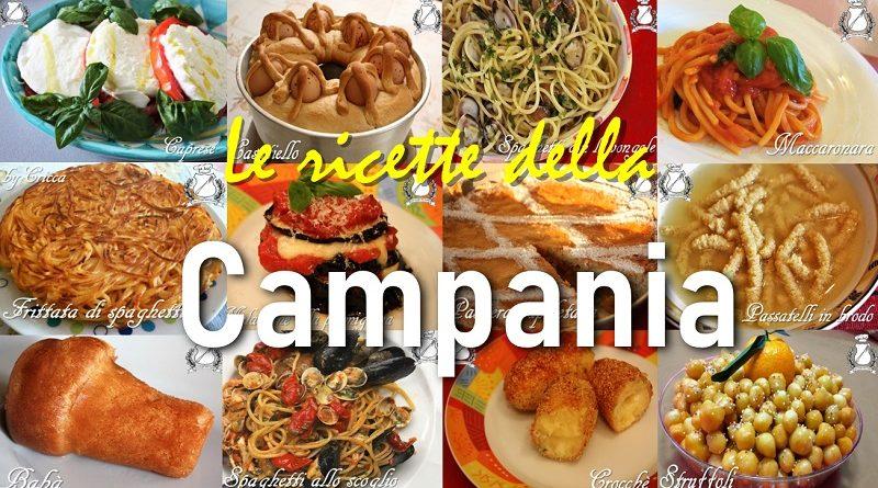 Le ricette della Campania